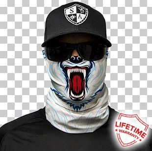 Face Shield Kerchief Balaclava Mask PNG