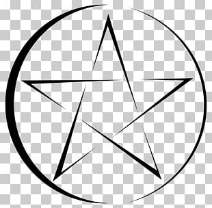 Pentagram Pentacle Symbol PNG