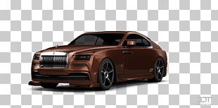 Personal Luxury Car Mid-size Car Luxury Vehicle Rolls-Royce Wraith PNG