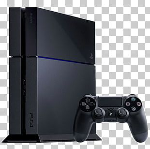 Sony PlayStation 4 Video Game Consoles PNG