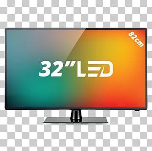 LED-backlit LCD Computer Monitors Display Device Television Set Liquid-crystal Display PNG