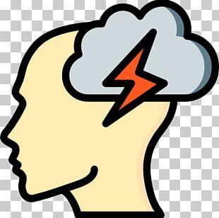 Brain Implant Cybernetics Human Head PNG