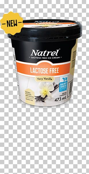 Chocolate Ice Cream Milk Natrel PNG