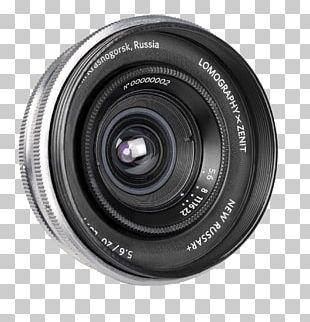 Digital SLR Camera Lens Lomography Lomo LC-A Art PNG