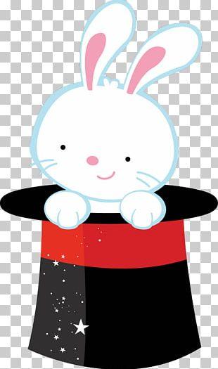 Rabbit Magic PNG
