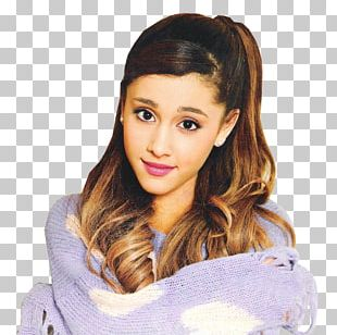 Ariana Grande Celebrity Singer Victorious PNG