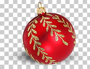 Christmas Ornament Ball New Year PNG