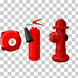 Fire Extinguisher Firefighting Firefighter PNG