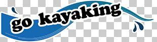 Go Kayaking North West Logo Canoe PNG
