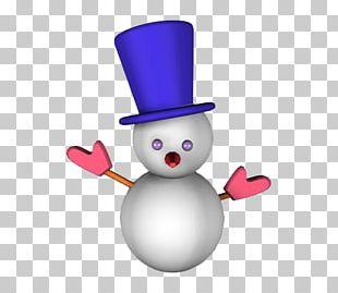 Snowman 3D Modeling 3D Computer Graphics Autodesk 3ds Max PNG