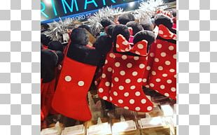 Minnie Mouse Christmas Decoration Primark Christmas Stockings PNG