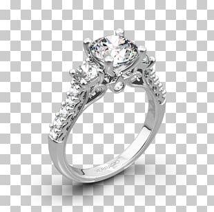 Wedding Invitation Wedding Ring Diamond Engagement Ring PNG