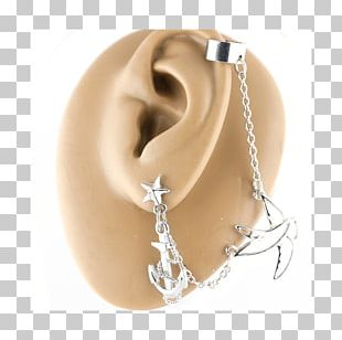 Earring Necklace Body Jewellery PNG