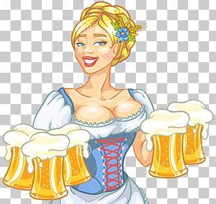 Beer Festival Oktoberfest Beer Glasses PNG