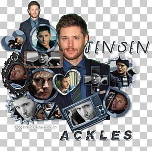 Jensen Ackles Brand Collage Font PNG