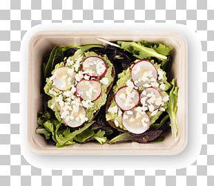 Salad Toast Vinaigrette Vegetarian Cuisine Leaf Vegetable PNG