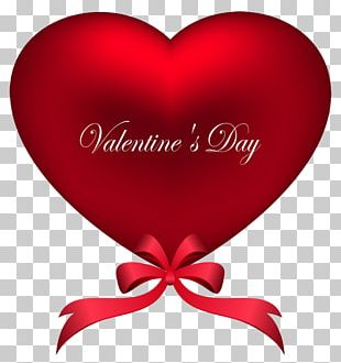 Valentine's Day Heart Symbol PNG