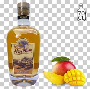 Juice Rum Mango Fruit Punch PNG