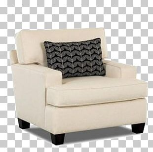 Table Club Chair Couch Living Room PNG