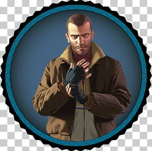 Grand Theft Auto IV Niko Bellic Grand Theft Auto V Art Video Game PNG