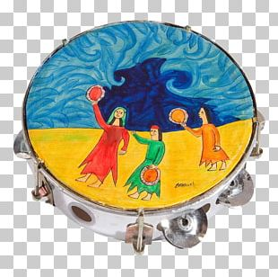 Tambourine Book Of Exodus Timbrel Musical Instruments Percussion PNG