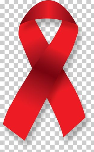 Red Ribbon Awareness Ribbon World AIDS Day Pink Ribbon PNG