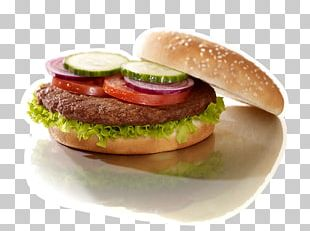 Hamburger Veggie Burger Cheeseburger Fast Food PNG