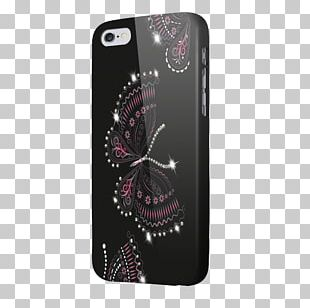 IPhone 6 Butterfly Text Messaging Mobile Phone Accessories PNG