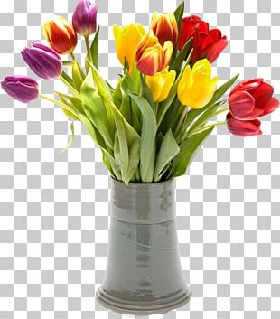 Vase Flower Floral Design Decorative Arts PNG