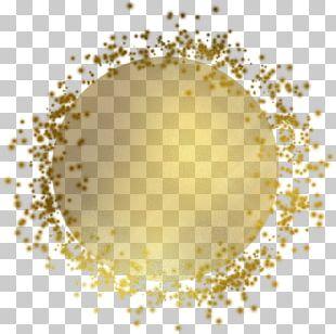 Gold Plating Ring PNG