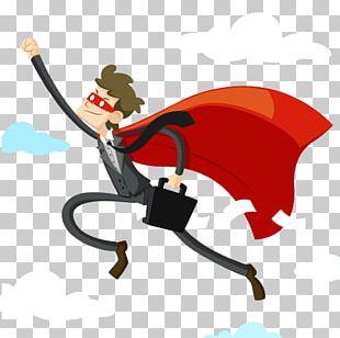 Microsoft PowerPoint Presentation Slide Superhero Slide Show PNG