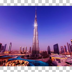 Burj Khalifa 4K Resolution Desktop Ultra-high-definition Television PNG