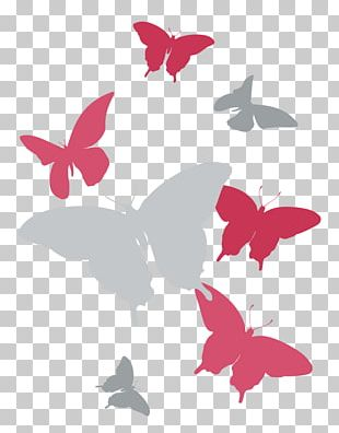 Butterfly Silhouette PNG