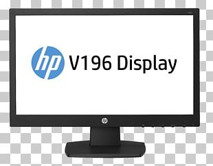 Hewlett-Packard Computer Monitors LED-backlit LCD Backlight Liquid-crystal Display PNG