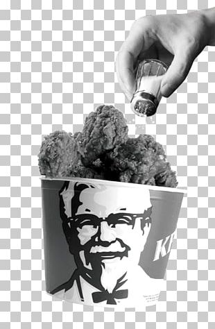 Colonel Sanders Crispy Fried Chicken KFC PNG