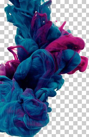 Color Thick Smoke PNG