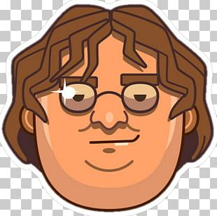 Gabe Newell Counter-Strike: Global Offensive Half-Life 2: Episode Three Video Game Steam PNG