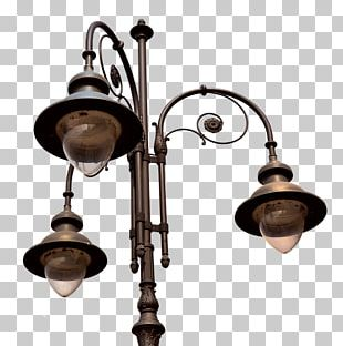 Light Fixture Lighting Incandescent Light Bulb Lantern PNG