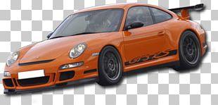 Porsche 911 GT3 Car Vehicle Automotive Design PNG