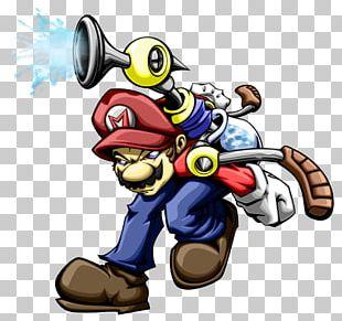 Super Smash Bros. Brawl Super Mario Bros. PNG