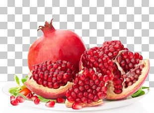 Pomegranate Juice Fruit Aril Food PNG