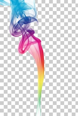 Smoke Color PNG