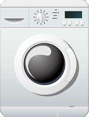 Washing Machine Home Appliance PNG