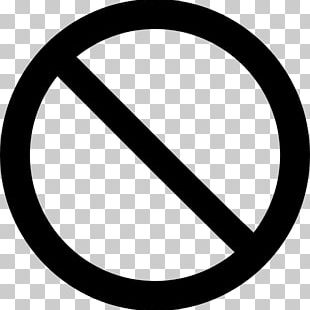 Prohibition In The United States No Symbol Computer Icons PNG