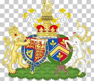 Royal Coat Of Arms Of The United Kingdom Crest Family PNG