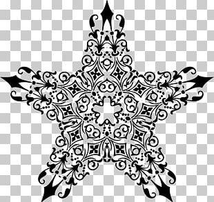 Star Ornament Decorative Arts PNG