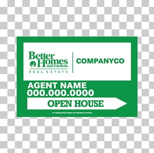 Brand Logo Better Homes And Gardens Font PNG