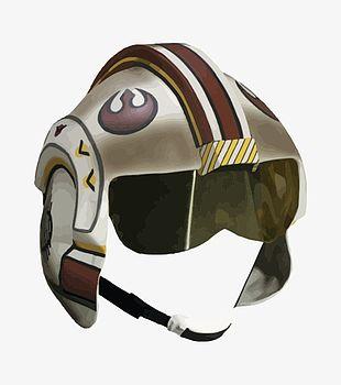Star Wars Rebel Pilot Helmet PNG