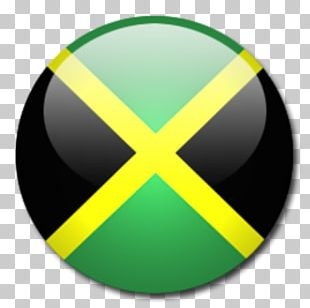 Flag Of Jamaica PNG