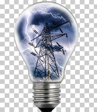 Incandescent Light Bulb Electricity Electric Power Electric Light PNG